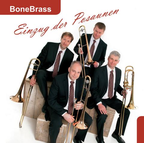 BoneBrass CD Einzug der Posaunen