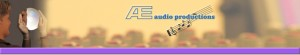 AE - audio productions