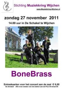 Muziekkring Wijchen en BoneBrass