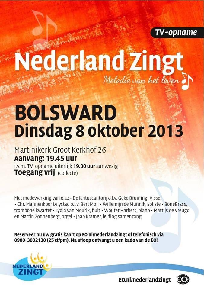 nederland zingt bonebrass