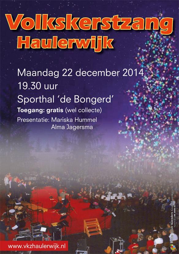 Volkskerstzang Haulerwijk BoneBrass