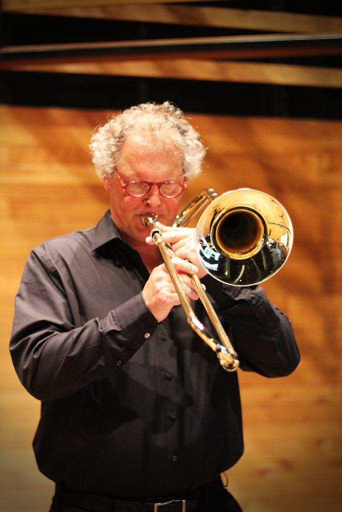 Joop Mars, trombone & alttrombone